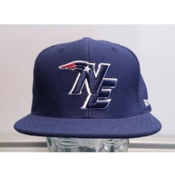 eb23ee6dda5 Vintage New England Patriots Snapback Cap